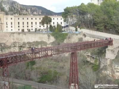 Valle Cabriel-Manchuela conquense;rutas senderismo zamora sitios de madrid con encanto donde nace el